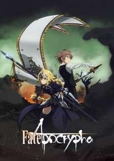 Fate/Apocrypha: Seihai Taisen Douran-hen's Cover Image