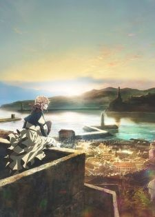 Violet Evergarden's Cover Image