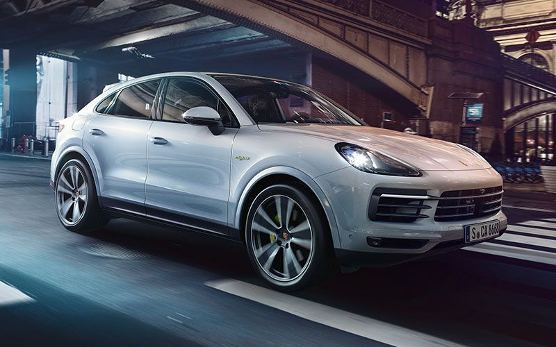 2020 Cayenne Coupe Hybrid Lease Deal in Pittsburgh Pennsylvania