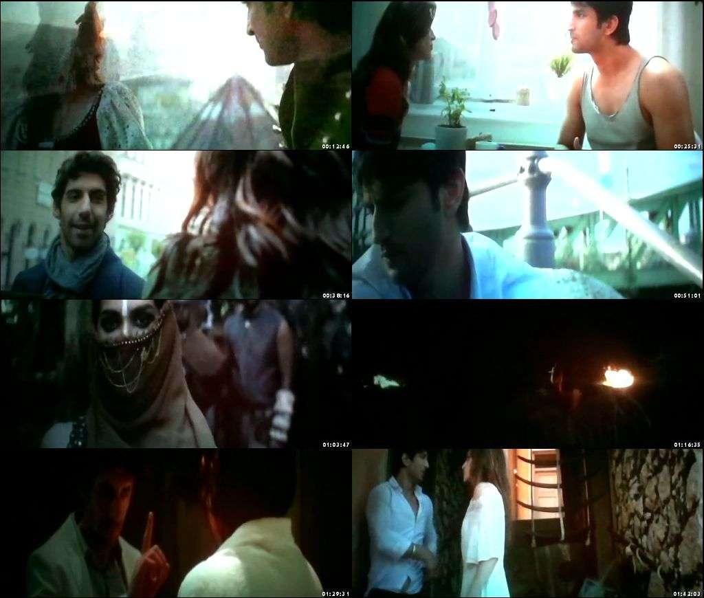 Raabta (2017) Hindi DVDScr