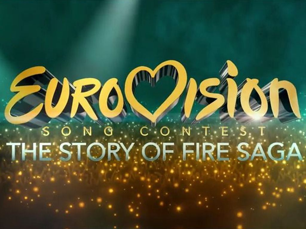 Eurovision Song Contest: The Story of Fire Saga Quad Poster