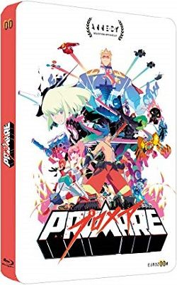 Promare (2019).avi BDRip iTA MD JAP AC3