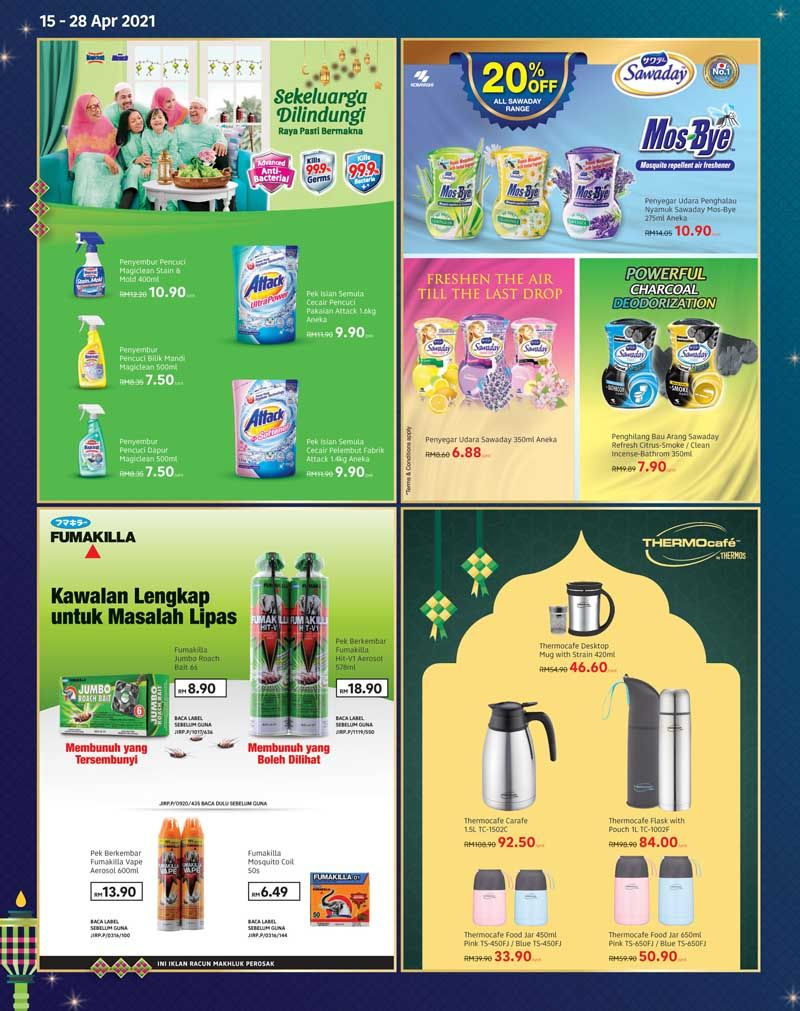 Tesco Catalogue(15 April 2021 - 28 April 2021)