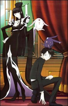 xxxHOLiC Movie: Manatsu no Yoru no Yume's Cover Image