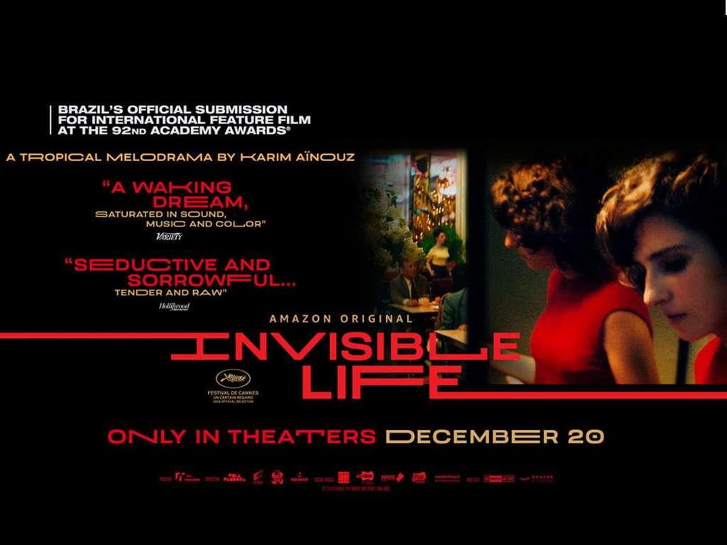 Η Αόρατη Ζωή Της Ευριδίκης Γκουσμαο (A Vida Invisível de Eurídice Gusmão) - Trailer / Τρέιλερ Movie