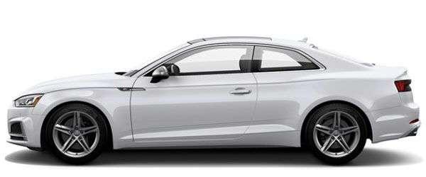 S5 3.0T Premium Plus Tech Coupe w/quattro Lease Deal