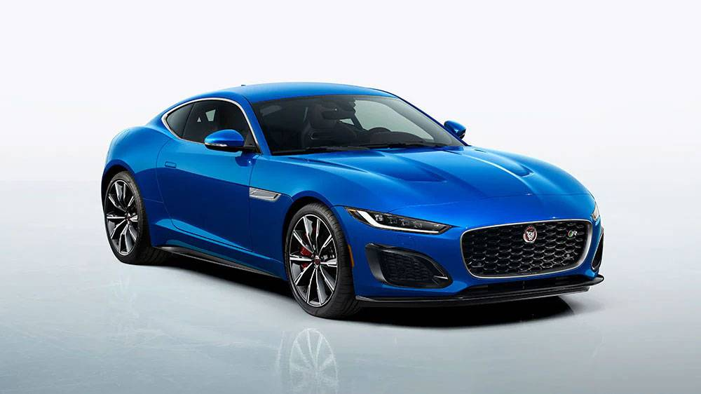 F-TYPE Coupe R