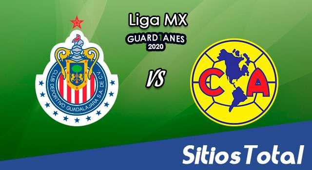 Chivas vs América en Vivo – Partido Ida – Cuartos de Final – Liga MX – Guardianes 2020 – Miércoles 25 de Noviembre del 2020