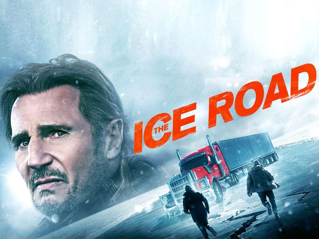 Δρόμος Από Πάγο (The Ice Road) Poster Πόστερ Wallpaper