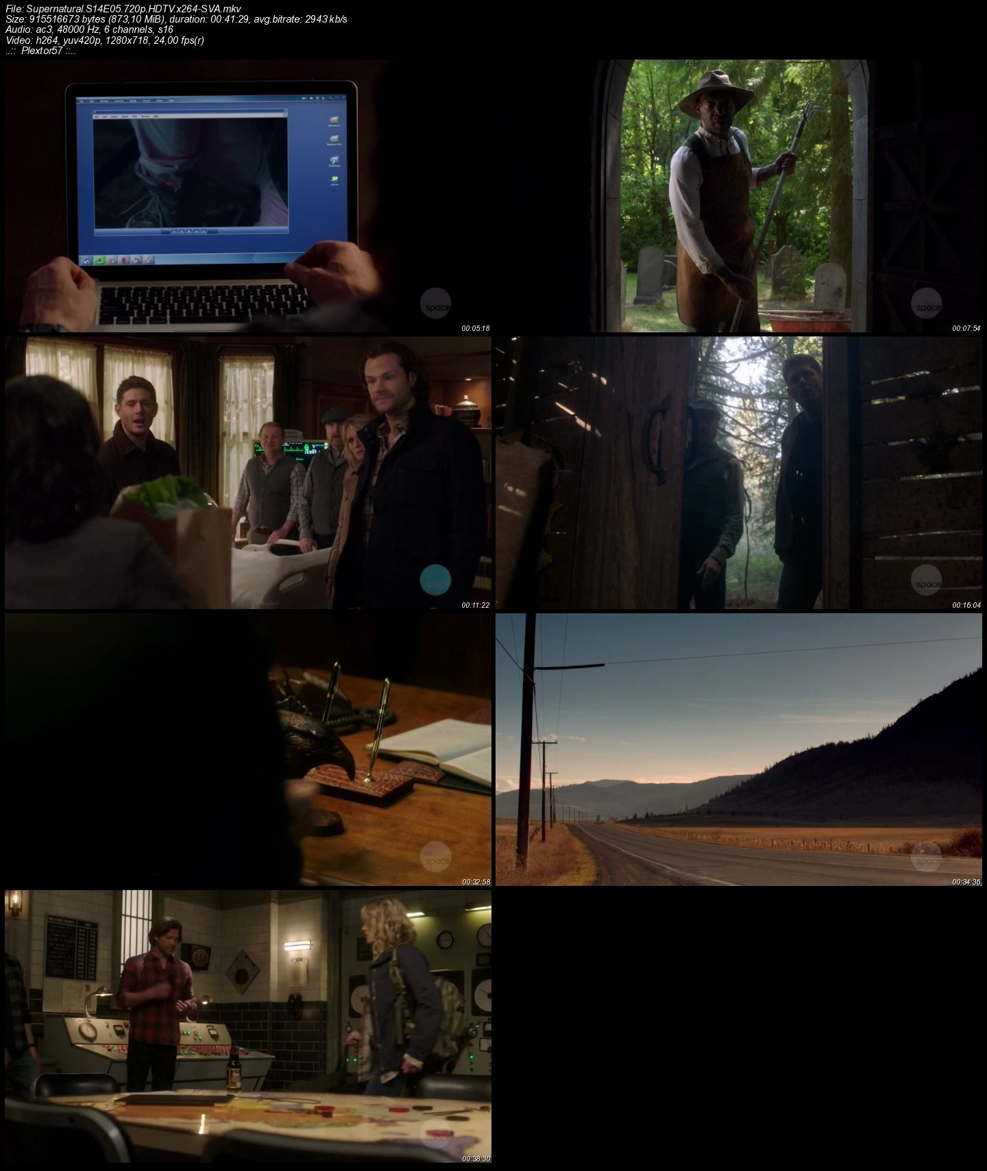 Supernatural 14.sezon tum bolumler
