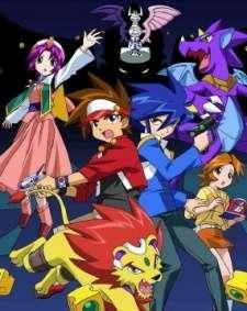 Shin Megami Tensei Devil Children: Light & Dark's Cover Image
