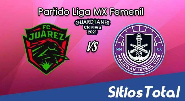 FC Juarez vs Mazatlán FC en Vivo – Transmisión por TV, Fecha, Horario, MxM, Resultado – J4 de Guardianes 2021 de la Liga MX Femenil