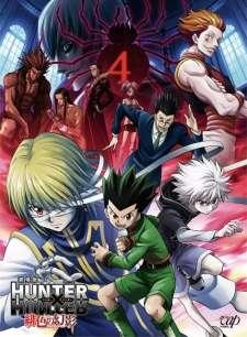 Hunter x Hunter Movie: Phantom Rouge's Cover Image