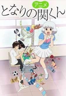 Tonari no Seki-kun's Cover Image
