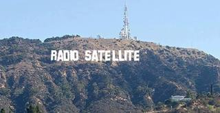 radiosatellite in hollywood