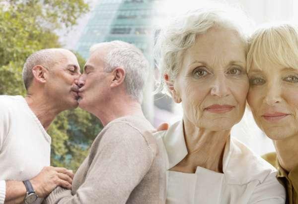 Homossexuais Seniores