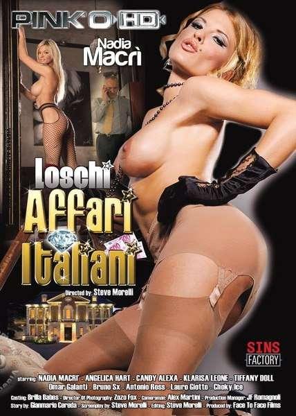 Постер:Секс по-итальянски [с русским переводом]
