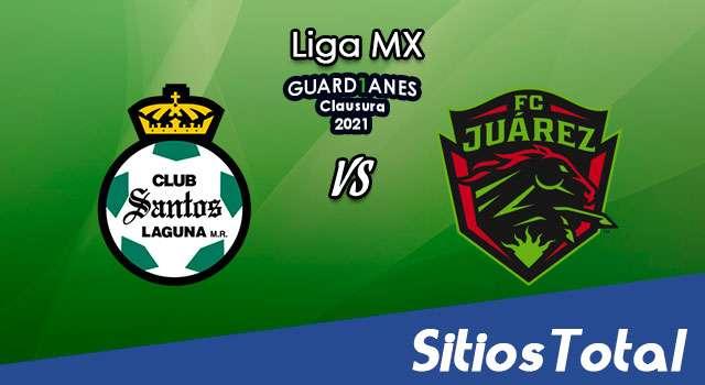 Santos vs FC Juarez en Vivo – Canal de TV, Fecha, Horario, MxM, Resultado – J8 de Guardianes 2021 de la Liga MX