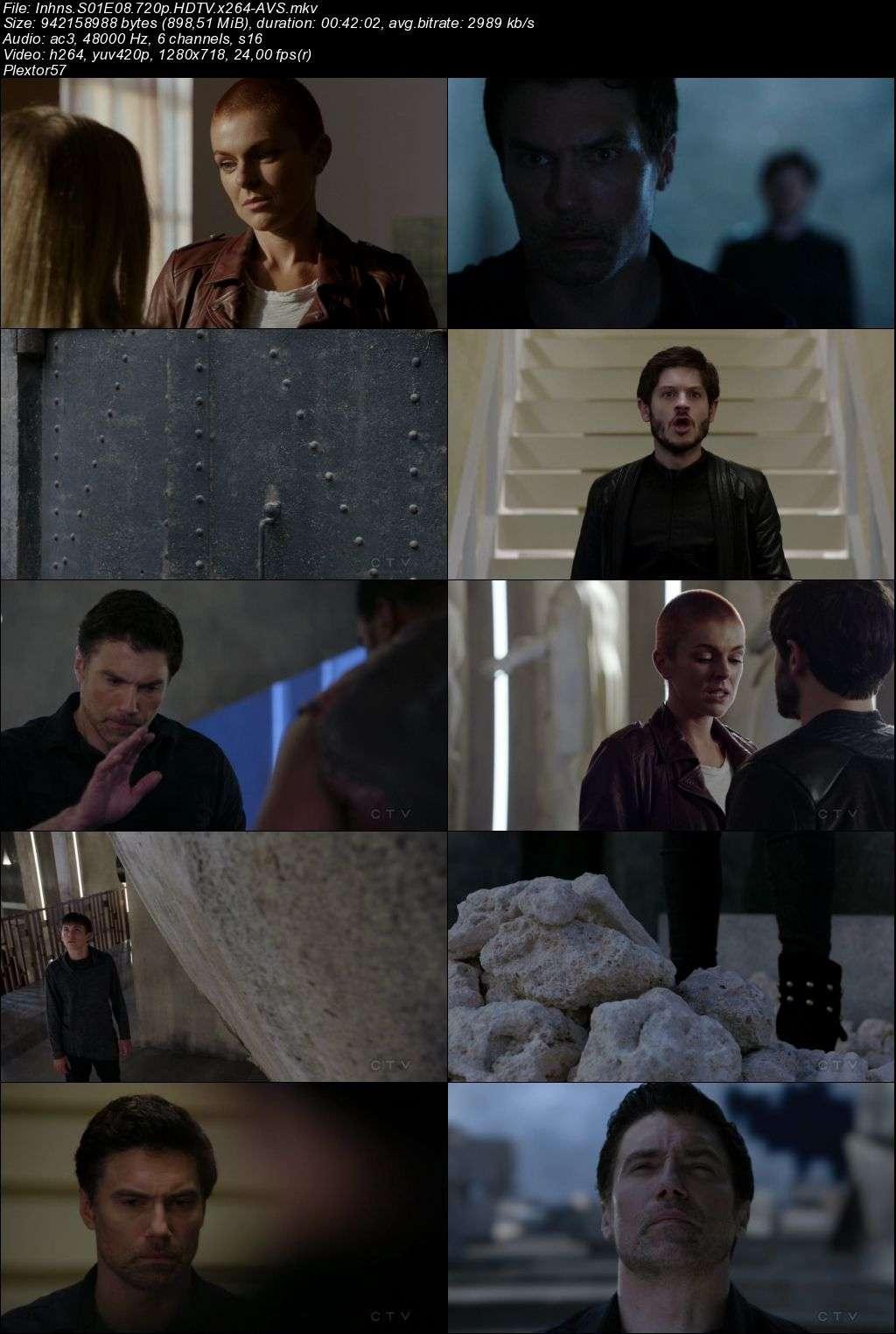 Inhumans 1. Sezon Tüm Bölümler