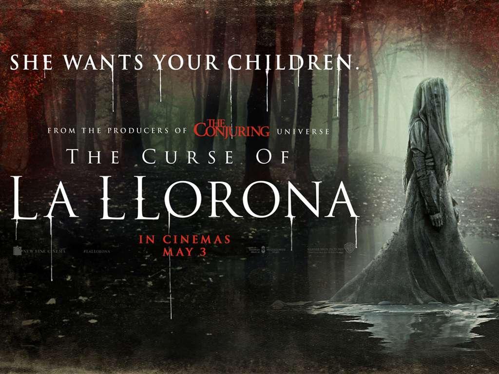 Η Κατάρα της Γιορόνα (The Curse Of La Llorona) Quad Poster Πόστερ