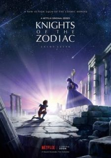 Knights of the Zodiac: Saint Seiya's Cover Image