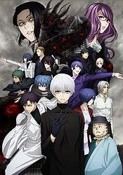 Tokyo Ghoul:re 2nd Season's Cover Image