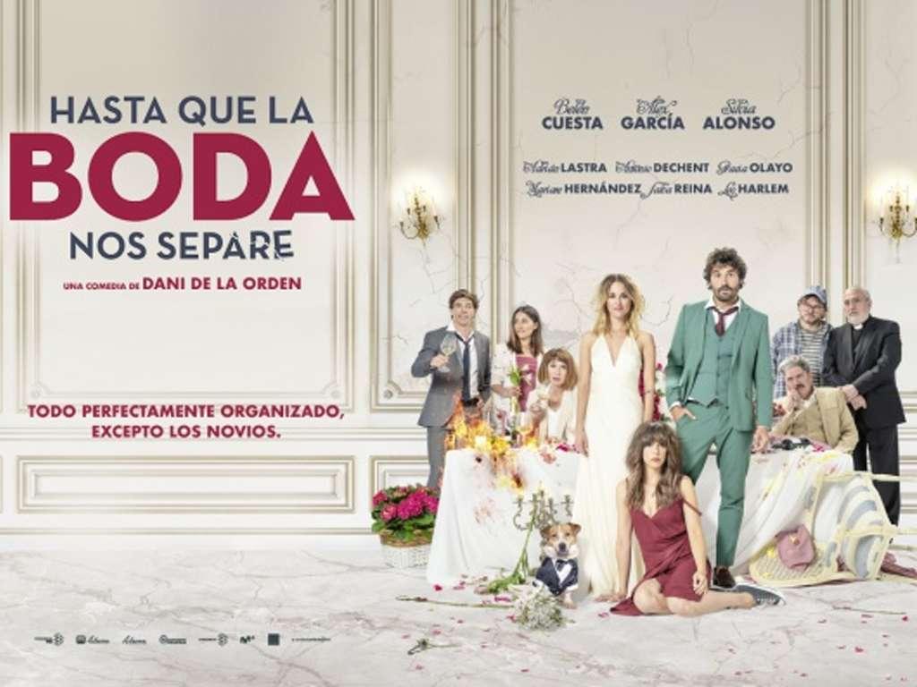 Μέχρι ο Γάμος να μας Μεθύσει (Hasta que la boda nos separe) Quad Poster
