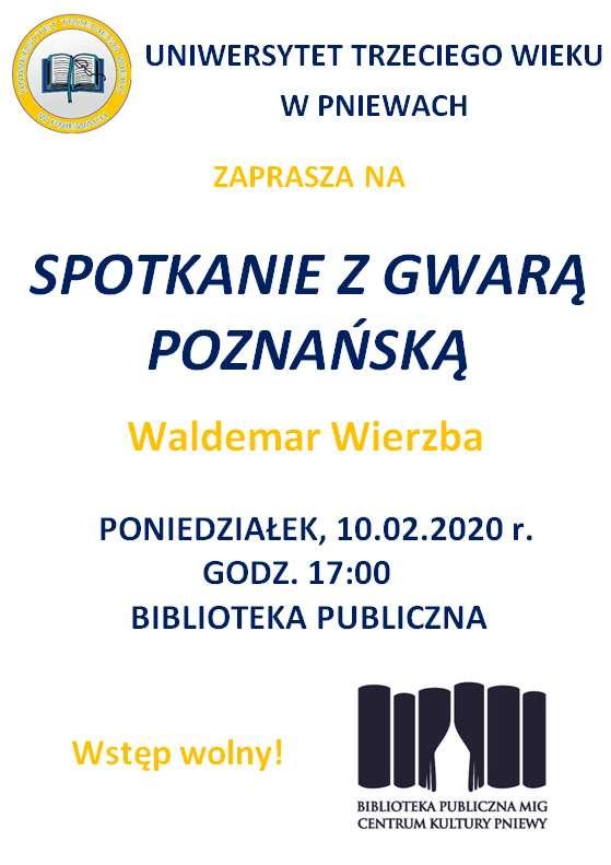 Spotkanie zgwarą poznańską