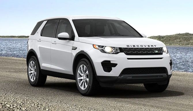 2019 Discovery Sport SE w/ Navigation (Loaner) Lease Deal in Louisville Kentucky