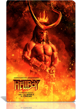 Hellboy (2019).avi MD AC3 WEBRip R3 - iTA