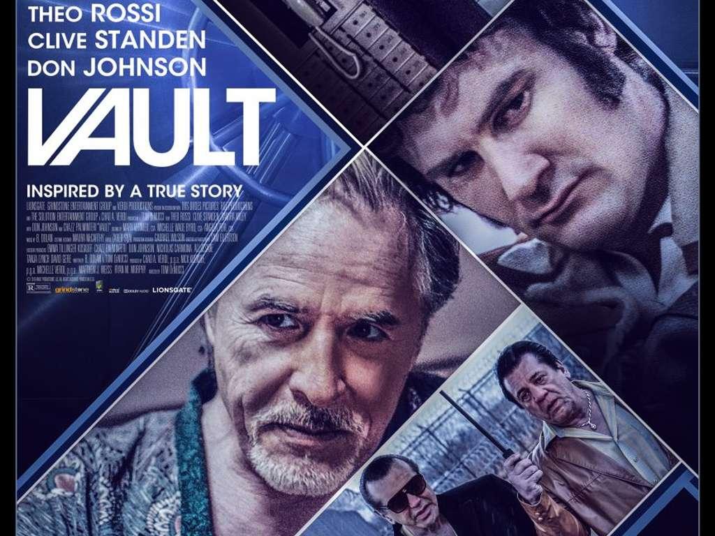 Η Ληστεία της Μαφίας (Vault) Trailer / Τρέιλερ Movie