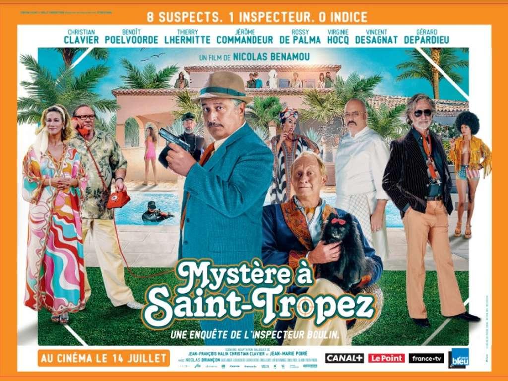 Κάτι Τρέχει στο Σεντ Τροπέ (Mystère à Saint-Tropez) - Trailer / Τρέιλερ Movie