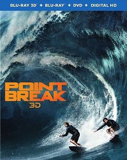 Point Break (2015) 2D 3D Full BluRay AVC MVC ITA ENG DTS HD MA Sub ITA