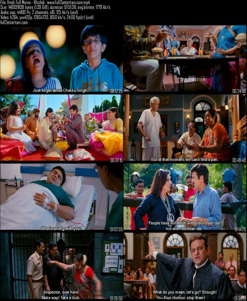 Khichdi: The Movie 2010 Full Movie Free Download HD