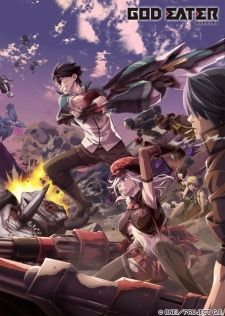 God Eater's Cover Image
