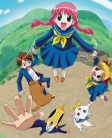 Medaka no Gakkou's Cover Image