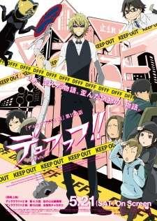 Durarara!!x2 Ketsu: Dufufufu!!'s Cover Image