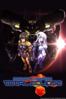 Muv-Luv Alternative: Total Eclipse's Cover Image