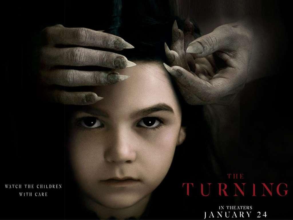 Η Γκουβερνάντα (The Turning) Quad Poster