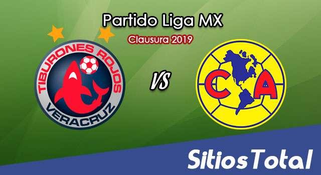 Ver Veracruz vs América en Vivo – Clausura 2019 de la Liga MX