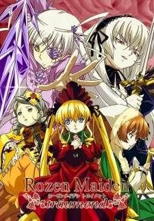 Rozen Maiden: Träumend Cover Image