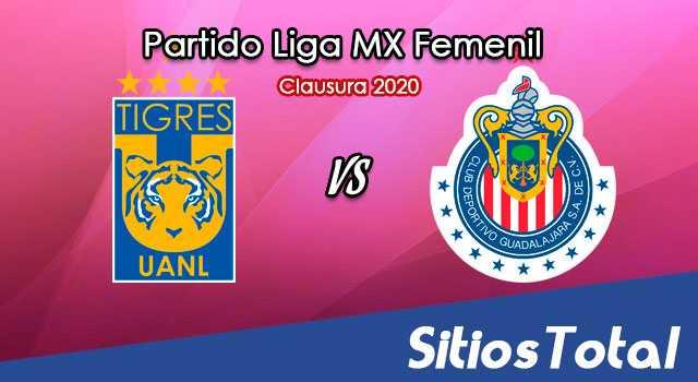 Ver Tigres vs Chivas en Vivo – Liga MX Femenil – Guardianes – Viernes 20 de Noviembre del 2020