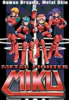 Metal Fighter Miku's Cover Image