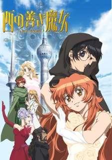 Nishi no Yoki Majo: Astraea Testament's Cover Image