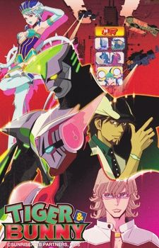 Tiger & Bunny's Cover Image