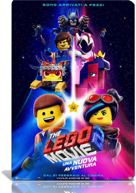 The Lego Movie 2 - Una Nuova Avventura (2019).avi MD MP3 HDTS - iTA