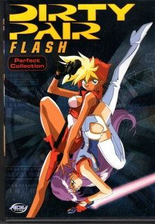 Dirty Pair Flash's Cover Image