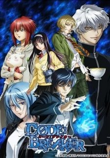 Code:Breaker's Cover Image