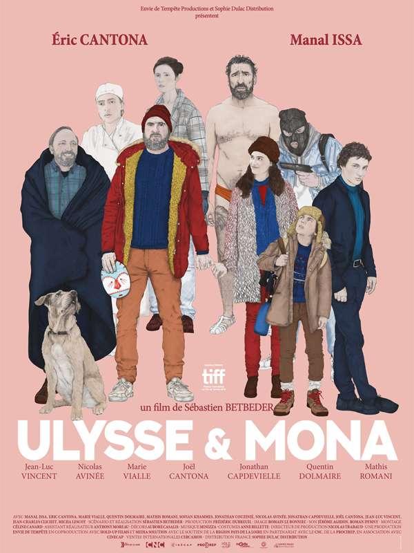 Ulysse & Mona ULYSSE & MONA Poster