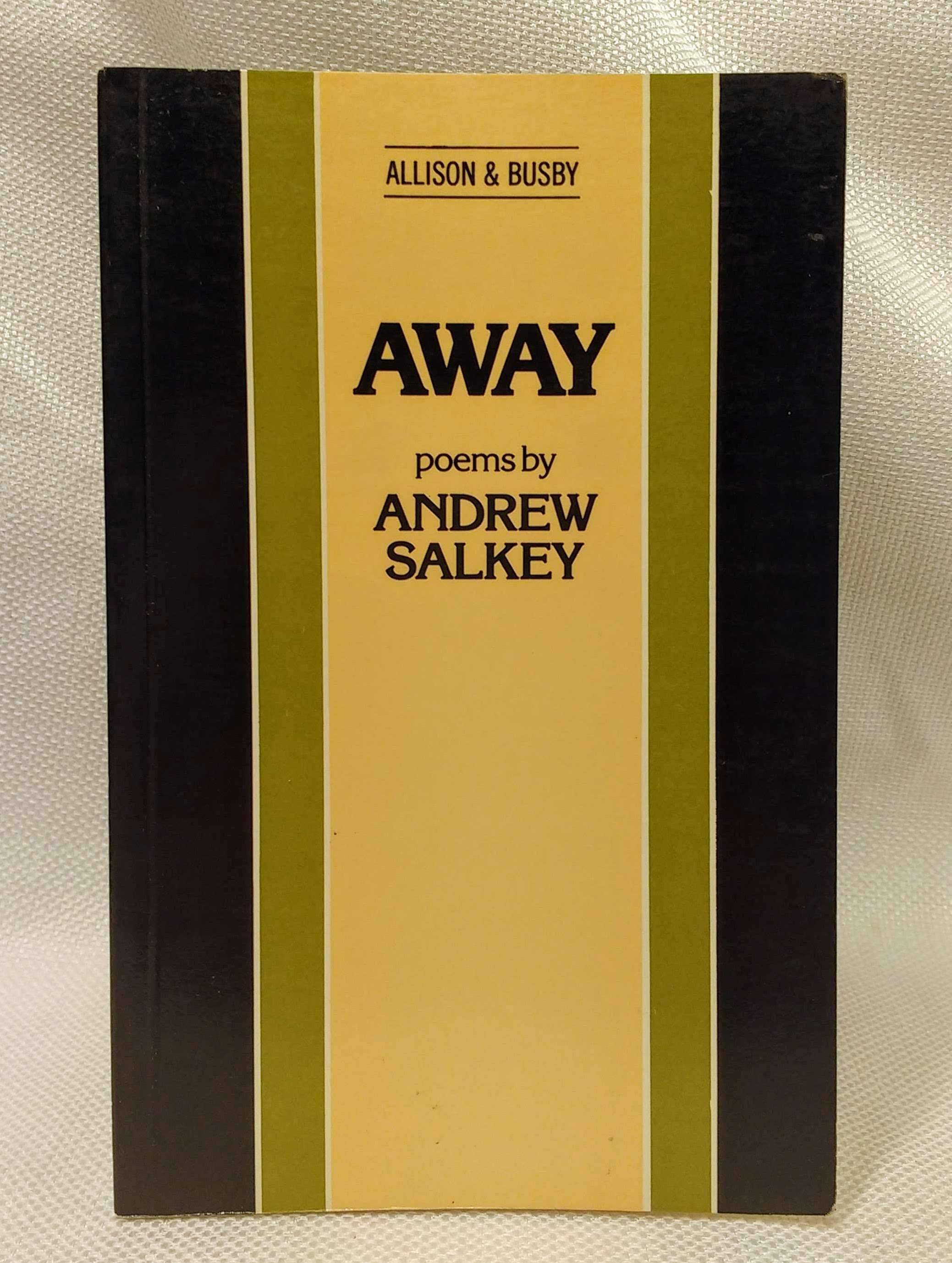 Away : poems, Salkey, Andrew